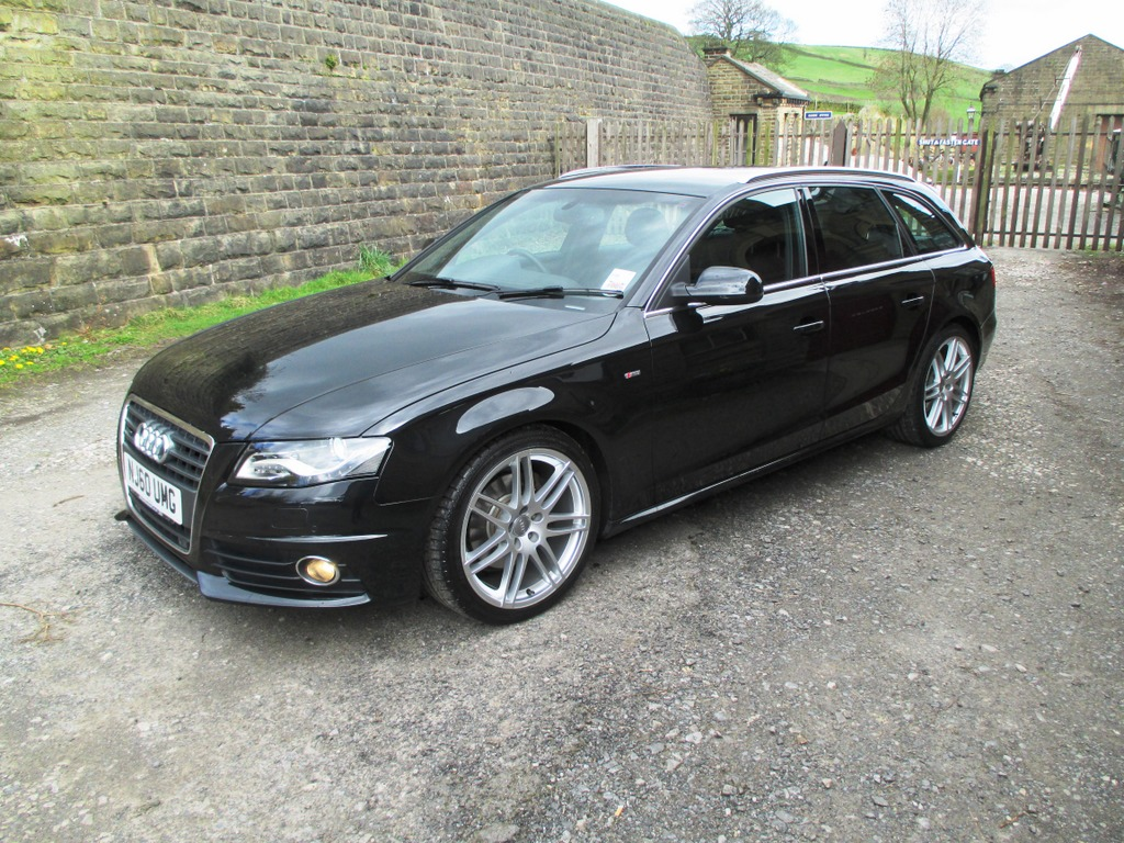 2010 60 audi a4 avant 2 0tfsi quattro s line special edition 211bhp massive spec clever. Black Bedroom Furniture Sets. Home Design Ideas